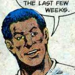 Jefferson Jackson dans les comics.