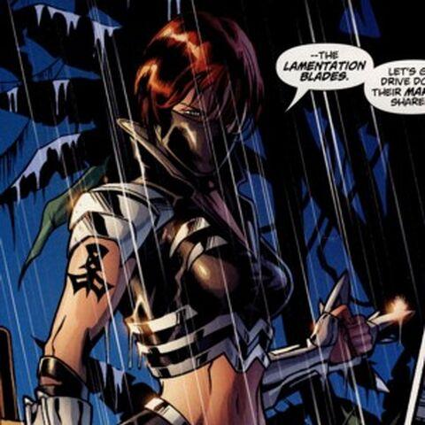 Scandal Savage dans les comics New 52