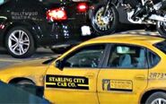 Taxi Starling City
