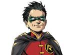 Damian wayne comics