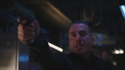 Diaz threatens to kill Laurel (1)