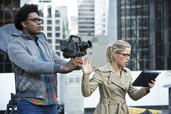 1.Arrow Schism Curtis et Felicity