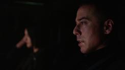 Diaz tells Laurel how he got the name Dragon