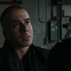 Ricardo Diaz dans la Saison 6