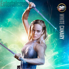 Promo Legends of Tomorrow White Canary