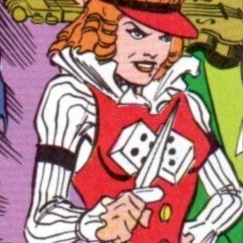 Rebecca Sharpe dans les comics