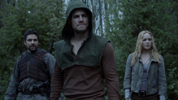 Slade, Oliver e Sara
