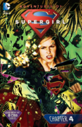 Adventures of Supergirl chapter 4 full cover