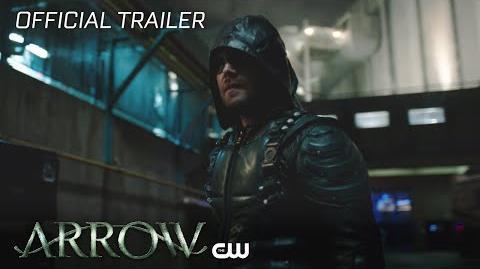 Arrow Season 6 The CW