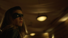 Black Canary is left frustrated