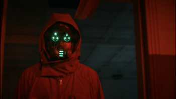 Cyclotronic Man