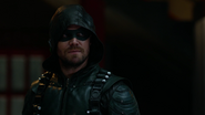 Green Arrow fifth suit
