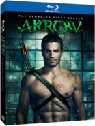 Arrow - The Complete First Season region A cover