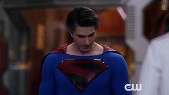 DCTV Crisis on Infinite Earths Crossover Sneak Peek 4 Superman Speech HD