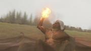 Mallus walczy z manifestacją totemów w postaci Beebo (2)
