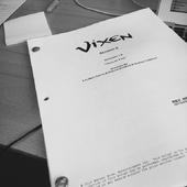Vixen script title page - Trial by Fire
