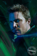 Arrow season 8 - Entertainment Weekly Oliver Queen promo 3