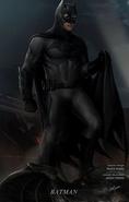 Batman Concept Art 1