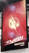 The Flash T2 SDCC poster
