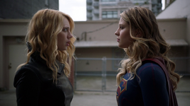 Kara stares down Psi