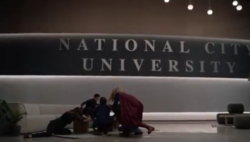 National City University (Earth-Prime)