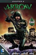 Arrow capítulo 3 portada digital