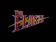 The Flash (CBS) title card