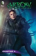Arrow The Dark Archer capítulo 4 portada digital