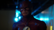 Barry in his new suit