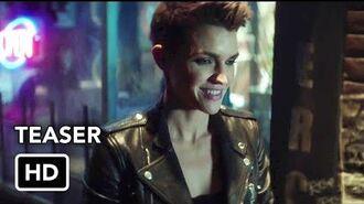 "Batwoman (The CW) ""Tattoo"" Teaser Promo HD - Ruby Rose superhero series"