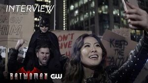 Batwoman Nicole Kang - Not Just a Party Girl The CW
