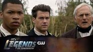 DC's Legends of Tomorrow Abominations Scene The CW