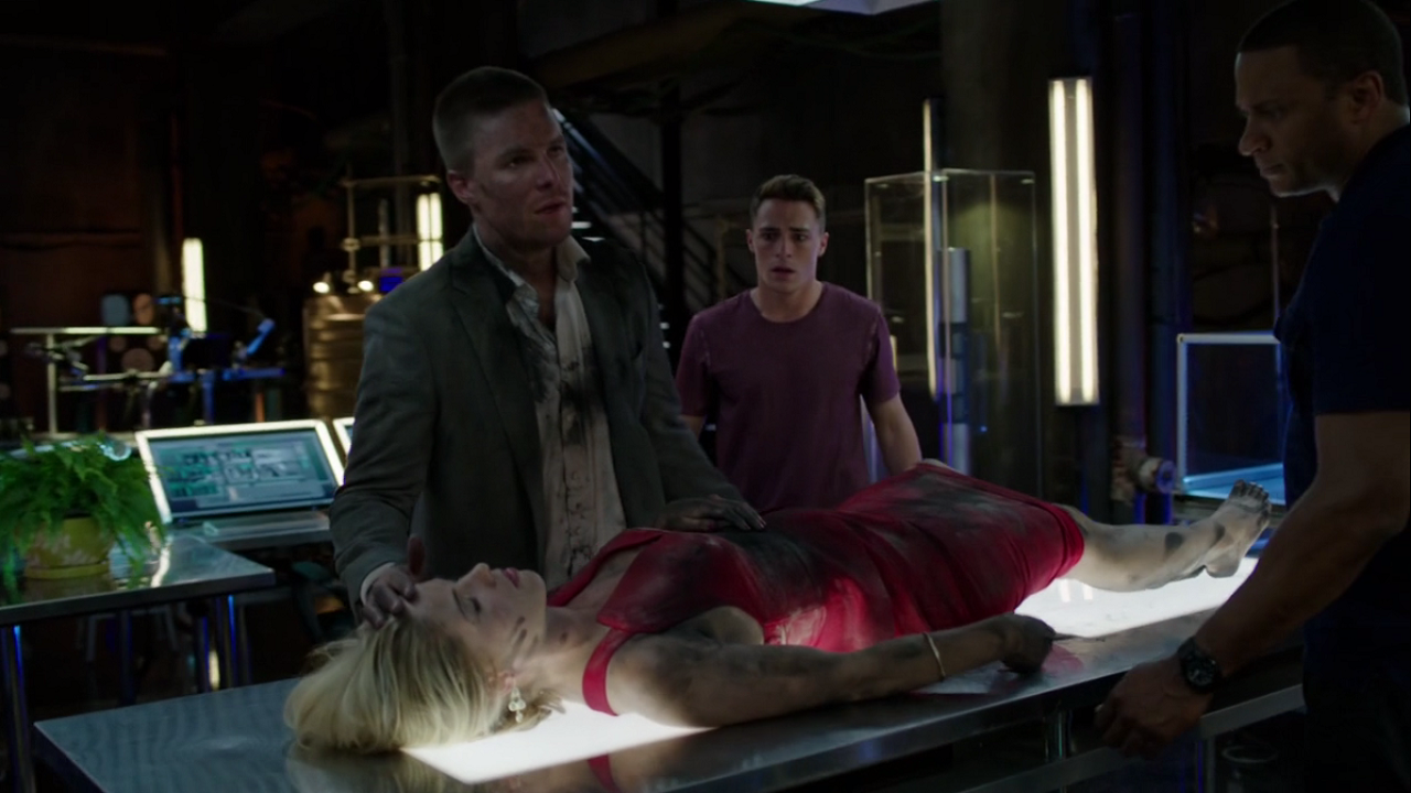 Arrow S03E01 The Calm 720p Web Dl Dd5.1 H264 …