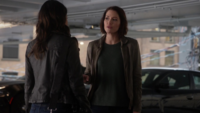 Alex tells Maggie they can't be just friends