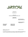 Arrow script title page - Who Are You?.png