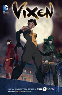 Vixen promotional poster