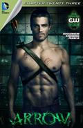 Arrow capítulo 23 portada digital