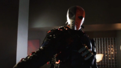Deathstroke modern-day