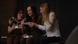 Nora bonds with Mona and Ava