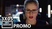 "Arrow 3x05 Promo ""The Secret Origin of Felicity Smoak"""