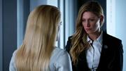 Sara wyznaje agentce Sharpe prawdę o Mallusie