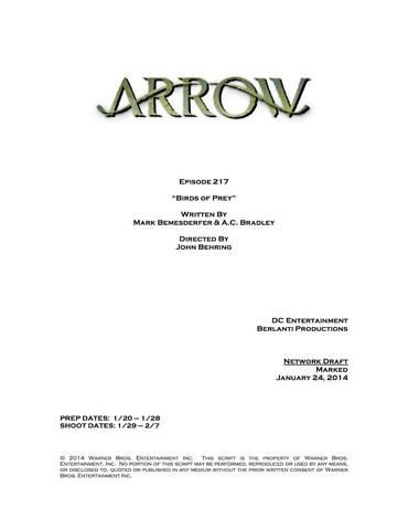 File:Arrow script title page - Birds of Prey.png