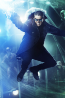 Captain Cold fight club promotional
