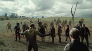 Eobard brings his past selves to confront the Legends