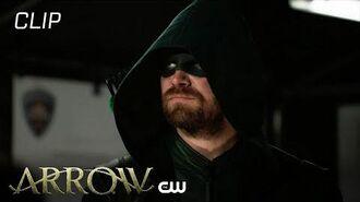 Arrow Season 8 Episode 6 Reset Scene The CW