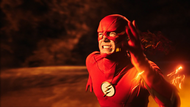 Novu's precognition of Barry's death