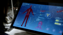 The Flash suit analysis