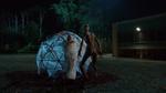 Dominator queen traps Sara Lance in webs