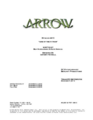 Arrow script title page - Sins of the Father.png
