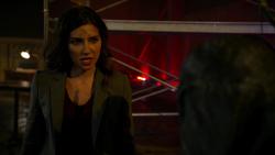 Dinah lets the new Green Arrow go